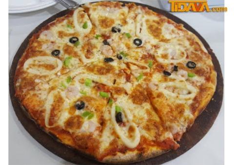 tidama Restaurant:Pizzeria Lahbib