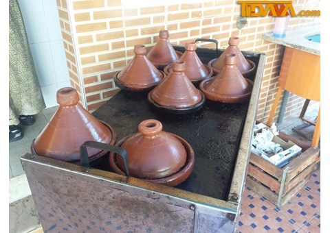 tidama Restaurant:Chez Aziza