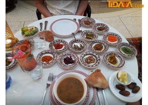 tidama Restaurant:El Fassia